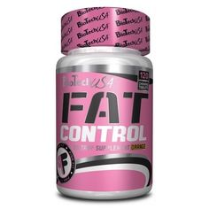 ¿Qué es Biotech Fat Control?  BIOTECH FAT CONTROL 120 TABS NARANJA, son tabletas masticables que llenan tu estómago cuando tengas hambre durante una dieta baja en calorías. FAT CONTROL contiene un alto contenido en fibra que no aporta calorías extras, así que las puedes consumir sin tener remordimientos. Hemos reforzado Fat Control con Inulina y Vitaminas.