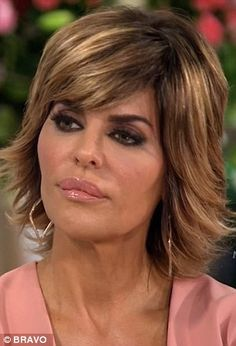 Lisa Rinna Real Housewives Reunion show aired this week