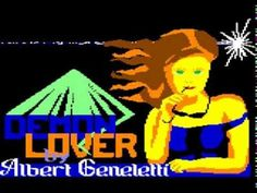 Some Italian games from the past in a YouTube video... #gamesinitaly #retrogames #retrogaming