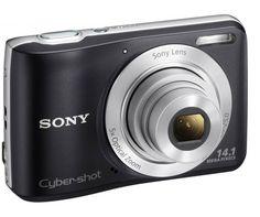 Sony Cybershot DSC-S5000 Point & Shoot (Black) Rs.5300 Flipkart