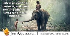 Enjoy these great Altruism Quotes. Life and Altruism Quote Daily Quotes, Best Quotes, Helen Keller, Jokes Quotes, Together We Can, Be Yourself Quotes, Picture Quotes, How To Get, Sayings