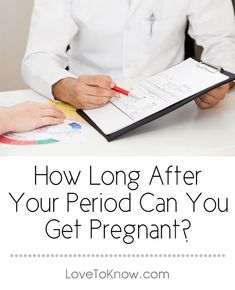 Can you get pregnant while having your period