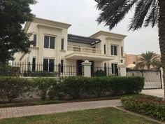 Former Nigerian Minister of Petroleum Resources, Diezani Alison-Madueke, is alleged to be the owner of two mansions in Dubai. Espanto, Simple House, Luxury Homes, Dubai, Island, Mansions, Architecture, House Styles, Trending Videos