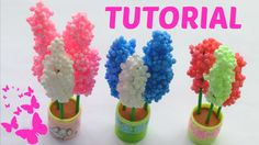 Tutorial : how to make a miniature bouquet for dolls