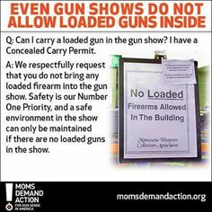 Gun owners afraid of other gun owners
