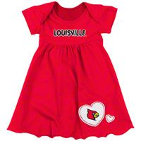 Adorable..too precious! LOVE THIS FOR HER!  Yes she will be decked out in UofL!