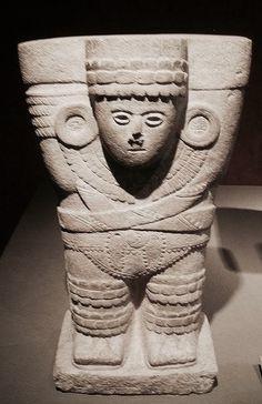 Altar Supporter The Museo Nacional de Antropología (National Museum of Anthropology)