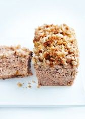 pork and apple meatloaf with sage crumbs