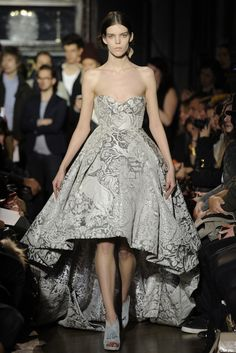 Giles RTW Fall 2012 - Updated Baroque