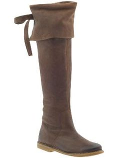 Frye Celia over the knee boots... I think I've wanted these forever.
