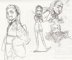 latest (1596×1328) Bleach Anime Art, Bleach Art, Zombie Powder, Manga Tutorial, Manga Artist, Manga Games, Concept Art, Tennis, Nerd