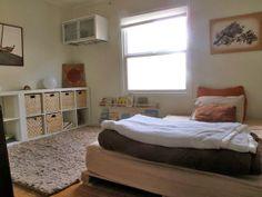 montessori inspired rooms