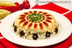 salata-de-pui-cu-telina Amazing Food Decoration, Jacque Pepin, Romanian Food, Foodies, Appetizers, Food And Drink, Cooking Recipes, Breakfast, Ethnic Recipes