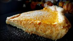 Γλυκιά τάρτα κολοκύθας - συνταγή mamatsita.com Recipe Box, Cornbread, Ethnic Recipes, Food, Pies, Millet Bread, Essen, Meals, Yemek