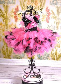 How to Crochet a Tutu | Shop > Ooh La La Diva Couture Girls Boutique Crochet Tutu Dress