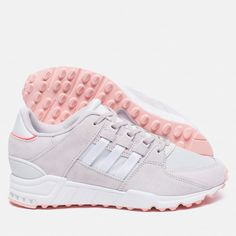 Женские кроссовки adidas Originals EQT Support RF Ice Purple/White/Turbo