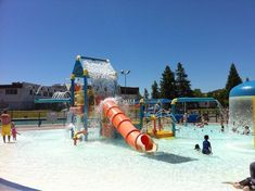 Residents of the near East Bay know that it is warmer here than San Francisco, but for true sumerrtime heat, you might have to drive even further inland. The San Ramon Olympic Pool & Aquatic Center is the perfect destination for a hot, splashy daytrip. #sanramon
