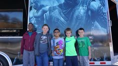 New Age Gaming Xperience wants to wish Nicholas a very Happy 11th Birthday! We had #fun gaming with you! #videogameparty #bestmobilegametruck