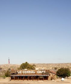 The Old Corral Cafe