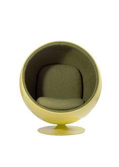 Ball Chair by Eero Aarnio.