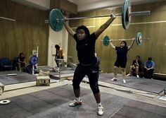 Weightlifter's appearance at Olympics will be significant moment for women's sport in UAE Team Coaching, United Arab Emirates, Local News, Business News, Sports Women, Uae, Weight Lifting, Amazing Women, Olympics