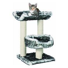 Cat Tree Scratcher Kitten Scratching Post House Furniture Cats Climbing Feline #CatTreeScratcher