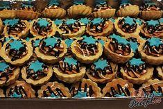 Pro všechny milovníky Salka. 20 nejlepších vánočních receptů, které připravíte za pár minut., strana 1 | NejRecept.cz Mini Cheesecakes, Mini Cupcakes, Holidays And Events, Nutella, Diy And Crafts, Desserts, Food, Advent, Meal