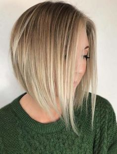 33 On-Trend Blonde Bob Hairstyles Trends for 2018
