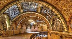 The Secret New York - Hidden Gems in New York City, part 1