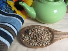 Warming Earth Herbal Blend  Upper Respiratory Support  by SandsTea, $2.50