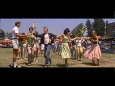 GREASE, The Final Dance Scene