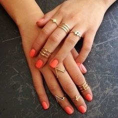 Perfectly Stacked: Layered Jewelry
