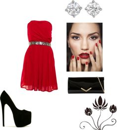 """""""Untitled #53"""" by jazminmontes ❤ liked on Polyvore"""