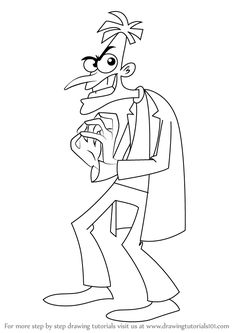 color phineas ferb | phineas and ferb coloring pages | ausmalbilder | dibujos, perry el