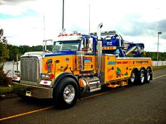 peterbilt trucks | Peterbilt Tow Truck | Flickr - Photo Sharing!