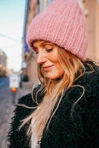 Knit Crochet, Crochet Hats, Hygge, Knitted Hats, Winter Outfits, Diy Ideas, Crushes, Winter Hats, Weaving
