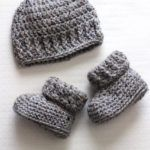 The Parker Crochet Newborn Hat