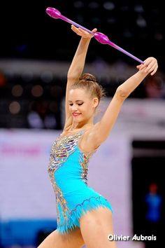 Jelisaveta Gamalejeva (Latvia), World Championships (Stuttgart) 2015