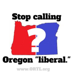 """Oregon is probably more liberal than most states in the nation, but it is also surprisingly fertile ground for growing the next generation of conservative revolutionaries. You can't be a fair-weather conservative in Oregon...So you can stop calling us 'the state with the most liberals in the nation.' Start calling us 'the state with the most determined conservatives in the nation.'""  Read more at http://dailysurge.com/2014/03/oregon-conservative-think/#YUxbdlpsJpYaP7er.99"