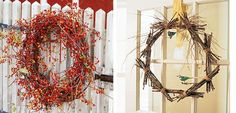 fall craft ideas and wreath designs