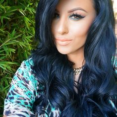 29 Best Bright Black Images Hair Color For Black Hair Hair Color