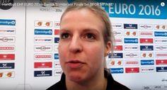 Handball EM 2016: Danick Snelder vor Finale im SPORT4FINAL-Video » Handball EM 2016 Schweden: Danick Snelder (Niederlande) vor dem gr ...