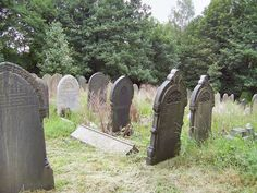 Walkley Cemetery, Sheffield, UK (1880)