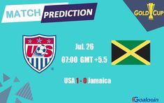 USA vs Jamaica