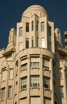 Rotonde du Palais de La Folle Chanson, rond-point de l'Etoile, Ixelles