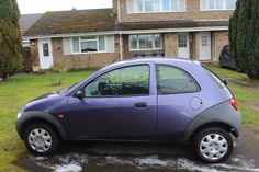 2007 Ford KA Studio, 1 lady owner from new, low millage 1 Year MOT Old Cars, Motorbikes, 1 Year, Dream Cars, Chevy, Studio, Lady, Nails, Vehicles