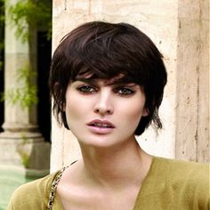 Glamorous Short Hairstyles 2014
