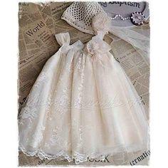 Baby Girl Dresses, Girls Dresses, Flower Girl Dresses, Olivia Grace, Baby Party, Christening, Dress Patterns, Wedding Dresses, Anastasia