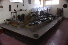A set of gamelan instruments made ​​in 1748, the Sultan Sepuh IV, called Gamelan Si Ketuyung.