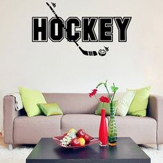 SHARE & Get it FREE   HOCKEY Word Waterproof Removable Wall StickersFor Fashion Lovers only:80,000+ Items • New Arrivals Daily • Affordable Casual to Chic for Every Occasion Join Sammydress: Get YOUR $50 NOW!